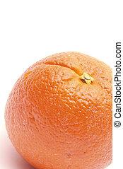 naranja, ombligo