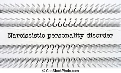 narcissistic, desordem, personalidade