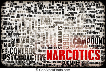 Narcotics and Stimulants as Restricted Drugs Art