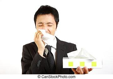 nariz líquida