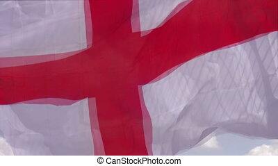 narodowa bandera, angielski