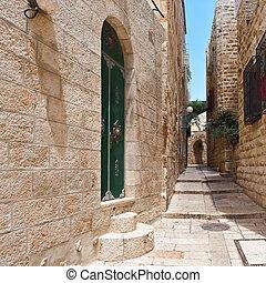 Old Jerusalem