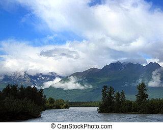 Narrows of Valdez Provide Majestic Scenery - Majestic ...