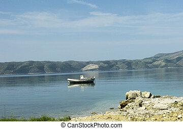 narta,  Albania, Laguna
