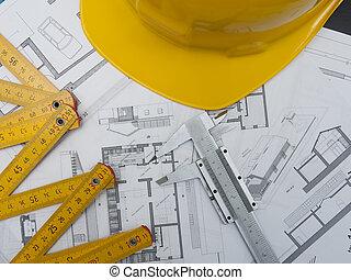 narzędzia, architektura, projektowanie