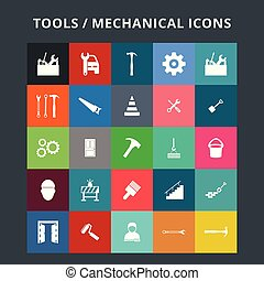 narzędzia, ikony