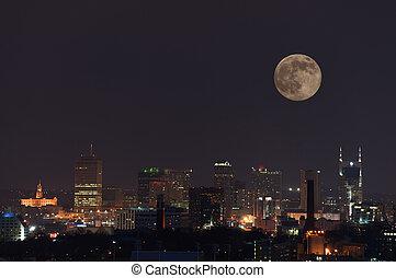 Nashville Full Moon