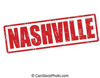 Nashville stamp