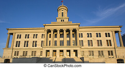 Nashville, Tennessee - State Capitol