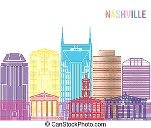 Nashville V2 skyline pop