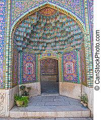 Nasir al-Mulk Mosque vault