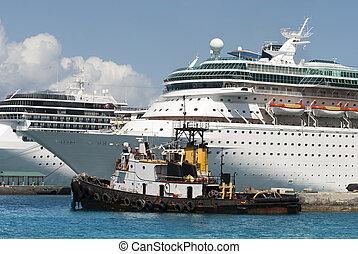 Nassau City Port