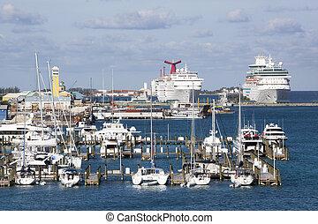 Nassau Marina