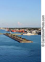 nassau, port