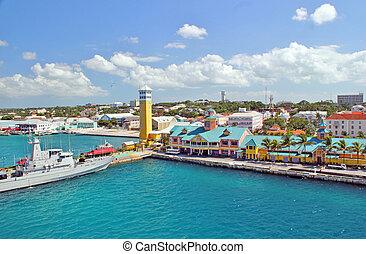 Nassau Port Terminal