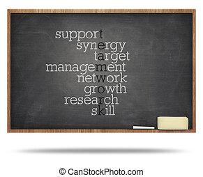 nastrojit co na koho, tabule, hádanka, vzkaz, kolektivní práce