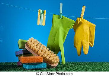 nasycený, pojem, o, čištění