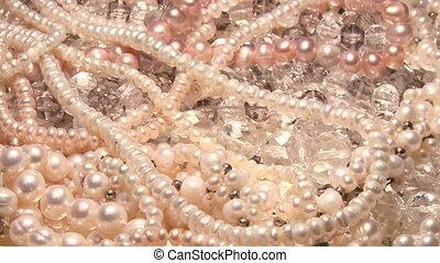 naszyjnik, perła