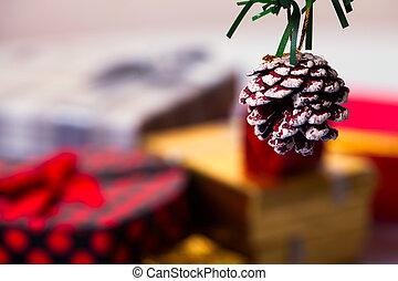 natal, ano novo, decoração