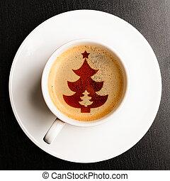 natal, café