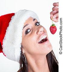 natal, e, alimento