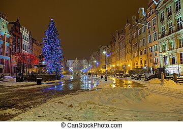 natal, em, gdansk