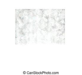 natal, inverno, prata, abstratos