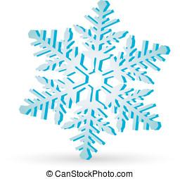 natal, snowflake
