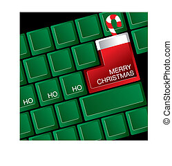natal, teclado