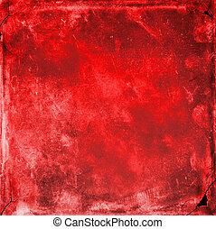 natale, struttura, rosso