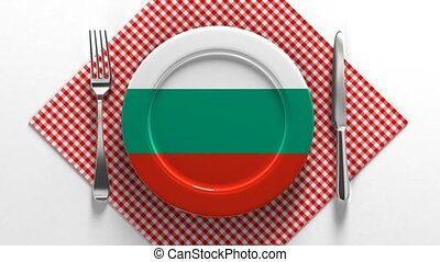 National cuisine and dishes of Bulgarian. Delicious recipes ...