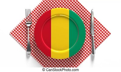 National cuisine and dishes of Guinea. Delicious recipes ...