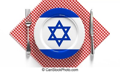 National cuisine and dishes of Israel. Delicious recipes ...