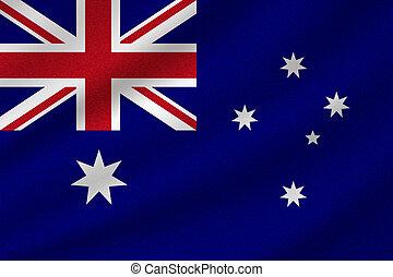 national, drapeau australie