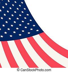national emblem american flag