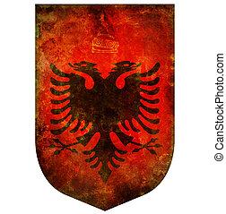 national emblem of albania