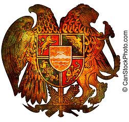 national emblem of armenia