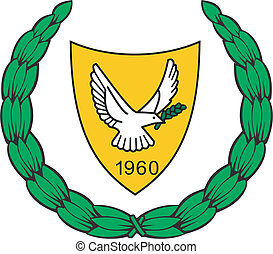 national emblem of Cyprus