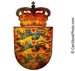 national emblem of denmark