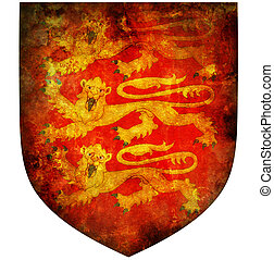 national emblem of england