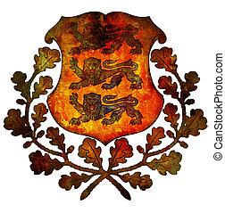 national emblem of estonia