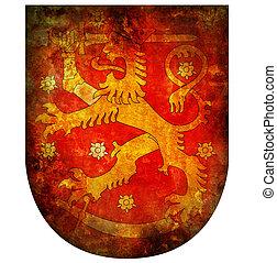 national emblem of finland