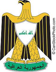 national emblem of Iraq