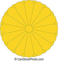 national emblem of Japan