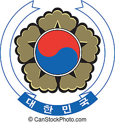 national emblem of South Korea