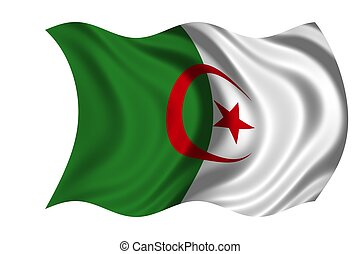 National Flag Algeria