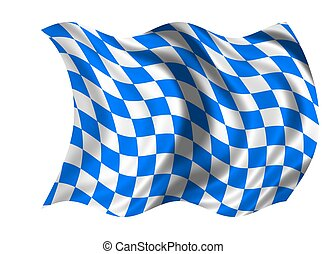 National Flag Bavaria