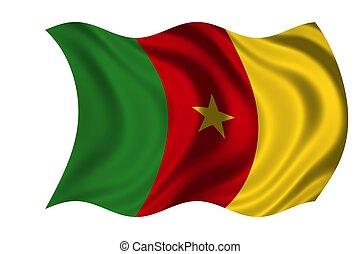 National Flag Cameroon