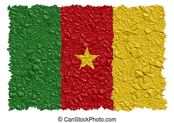 National Flag Cameroon