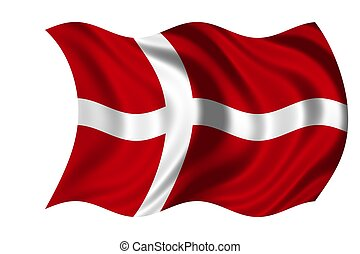 National Flag Denmark